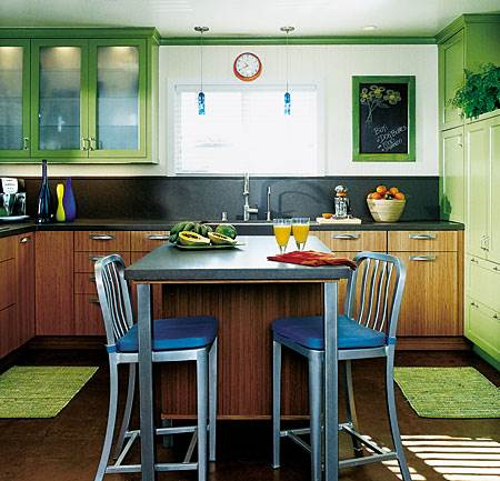 Some Small Kitchen Design Tips